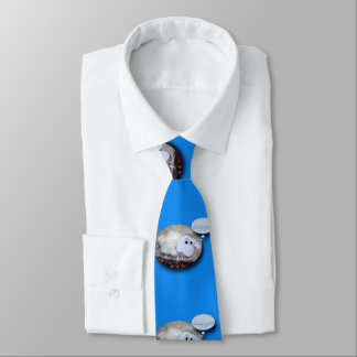 Lustiges Schaf-Jahr-chinesische Krawatten