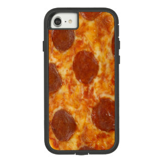 Lustiges schmieriges Pizza-Foto Case-Mate Tough Extreme iPhone 8/7 Hülle