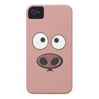 Lustiges Schwein Case-Mate iPhone 4 Hüllen