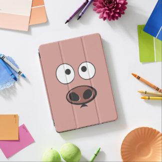 Lustiges Schwein iPad Air Cover