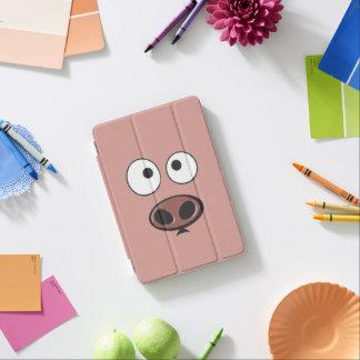 Lustiges Schwein iPad Mini Hülle