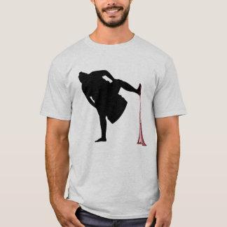 lustiges Sumoringkämpfer-Japan-T-Stück T-Shirt
