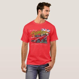 Lustiges T-Shirt Auto Bubblegum Nostalgie im Rot