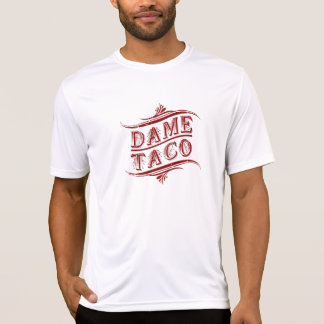 Lustiges Taco-T-Shirt - hispanische Kultur T-Shirt