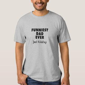 Lustiges Vatertags-T-Shirt Shirts