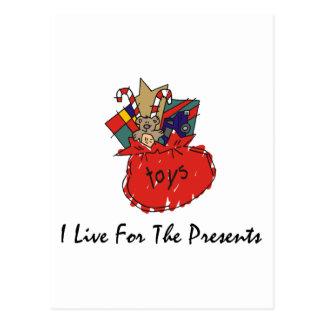 Lustiges Weihnachten Postkarte