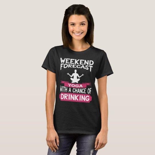 Lustiges Yoga-T-Shirt T-Shirt