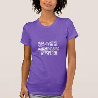 Lustiges Zitat: Ich bin der KolibriWhisperer T-Shirt