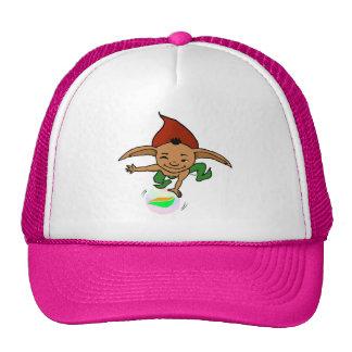 lutin espiègle casquette