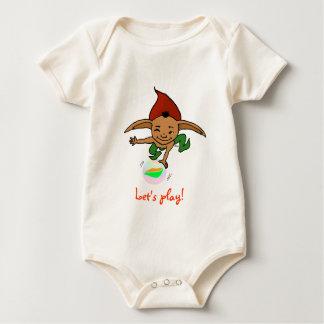 Lutin espiègle body pour bébé