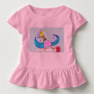 Lutscher-Vogel Kleinkind T-shirt