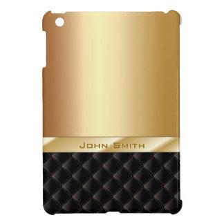 Luxusgold mit individueller Name iPad Minifall iPad Mini Schale