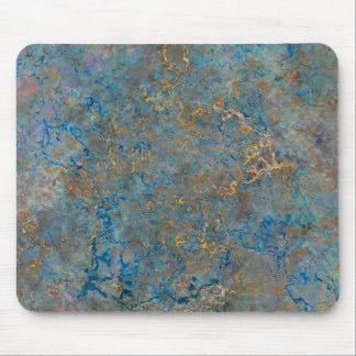 LuxusLapislazuli-Marmor Mauspads
