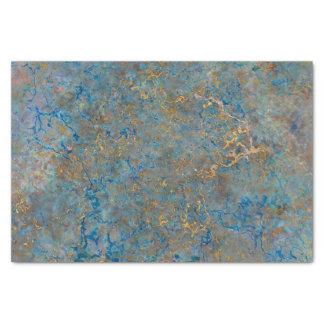LuxusLapislazuli-Marmor Seidenpapier