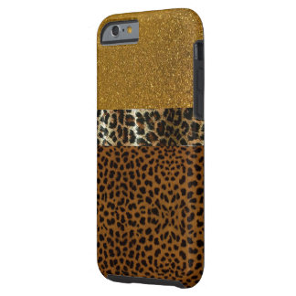 Luxusleopard IPhone 6 Fall