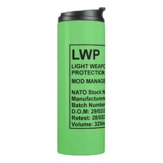 LWP Öl-Trommel Thermosbecher