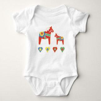 Lycka bebauen baby strampler