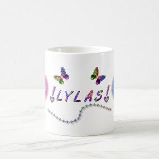 LYLAS Liebe mögen Sie eine Schwester Kaffeetasse