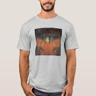 Lyrischer Theater-Form-T - Shirt -- Das Mikado