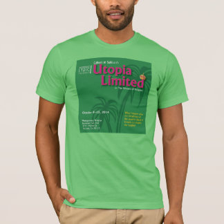 Lyrisches Theater -- Utopie, 2014 T-Shirt