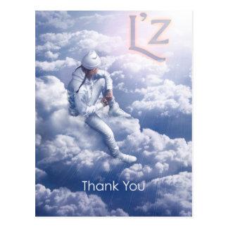 """L'z """"danke"""" Postkarten"""