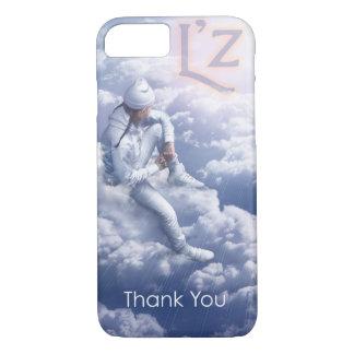 """L'z """"danken Ihnen"""" iPhone 7 Fall iPhone 8/7 Hülle"""