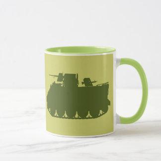 M113 ACAV APC Silhouette-Tasse Tasse