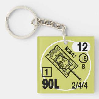 M26A1 Keychain Fob Schlüsselanhänger