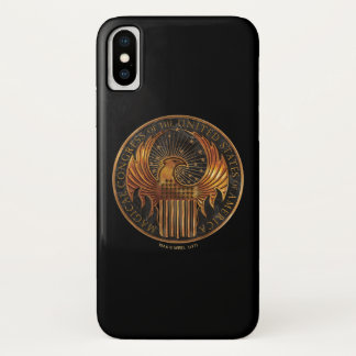 M.A.C.U.S.A. Medaillon iPhone X Hülle