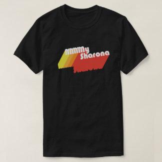 M-M-m-Meine Sharona Retro Typografie (dunkel) T-Shirt