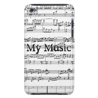 Ma musique ! coque Case-Mate iPod touch