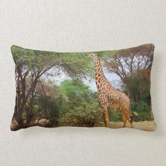 Maasai Giraffe Kissen