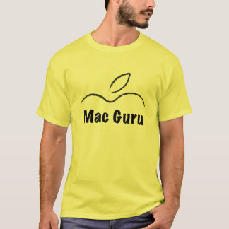 Mac-Guru (helles Shirt) T-Shirt