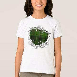 MacArthur Tartan-Herz T-Shirt