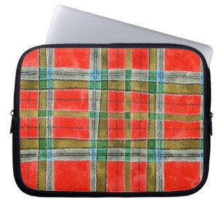 MacBain Tartan Laptop Sleeve