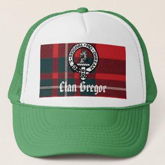 MacGregorRed1, Gregor Abzeichen, Clan Gregor Truckerkappe