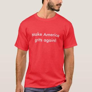 Machen Sie Amerika-Körner wieder! T-Shirt