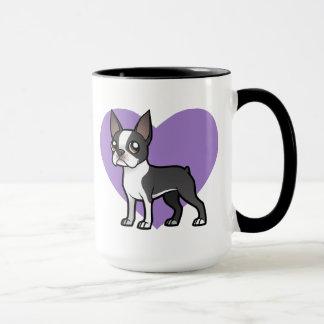 Machen Sie Ihr eigenes Cartoon-Haustier Tasse