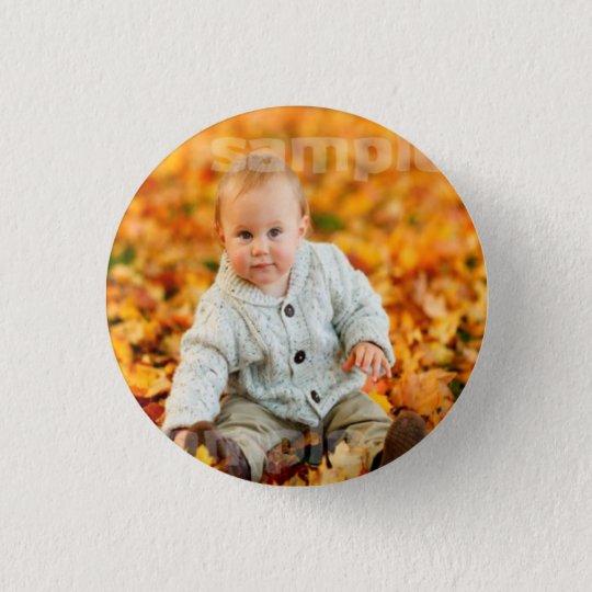 Machen Sie Ihr eigenes personalisiertes DIY Runder Button 2,5 Cm