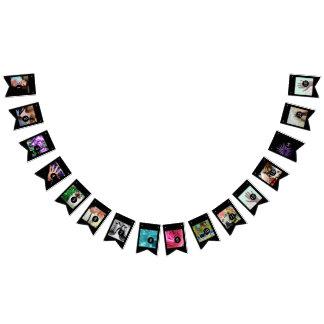 Machen Sie Ihren eigenen Dekor leicht mit 16 Wimpelketten