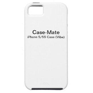 Machen Sie Ihren eigenen iPhone 5 Fall (Vibe) iPhone 5 Etui