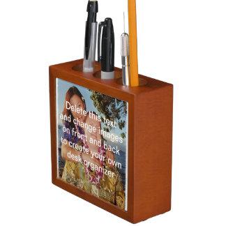 Machen Sie Ihren eigenen kundenspezifischen Stifthalter