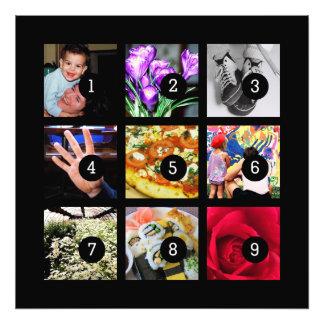 Machen Sie leicht Ihre eigene Foto-Kunst mit 9 Fotodruck