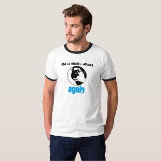 Machen Sie MuZiK groß wieder mit Welt T-Shirt