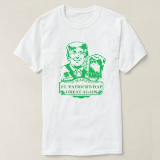 MACHEN SIE ST PATRICK TAG GROSS WIEDER T-Shirt