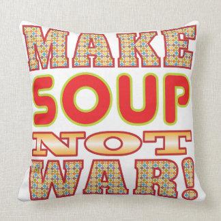 Machen Sie Suppe v2b Kissen
