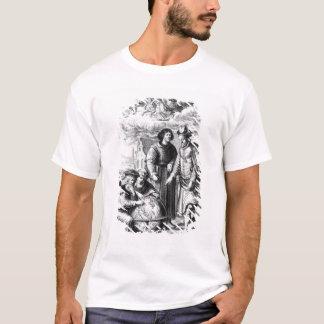 """""""Machina Coelestis"""" durch Johannes Hevelius, T-Shirt"""