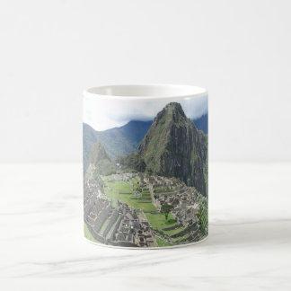 Machu Picchu Kaffeetasse