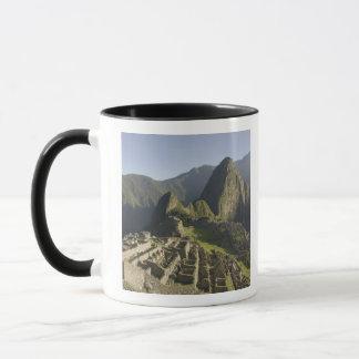Machu Picchu, Ruinen der Inkastadt, Peru Tasse