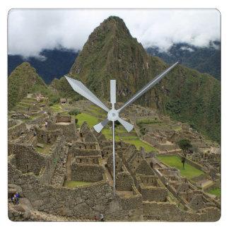 Machu Picchu Uhr